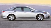 Acura TSX сбоку