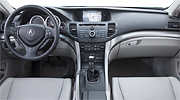 Acura TSX интерьер