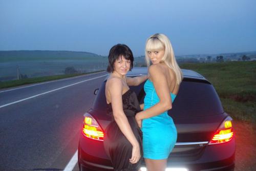 Анюта ( Opel Astra )