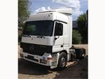 Сцепка Mercedes Benz Actros