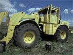 Трактор К 701