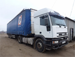 Сцепка IVECO EuroTech