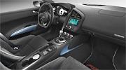 Audi R8 GT Spyder интерьер