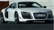 Audi R8 GT спереди
