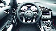 Audi R8 GT интерьер
