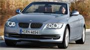 BMW 3 серии cabriolet спереди