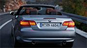 BMW 3 серии cabriolet сзади