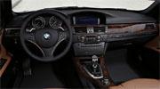 BMW 3 серии cabriolet интерьер