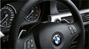 BMW 3 серии coupe интерьер