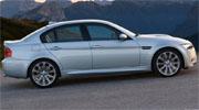 BMW M3 series сбоку