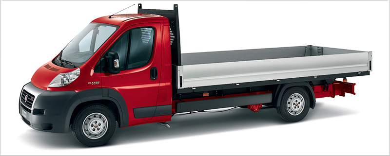 грузовой фиат дукато фото