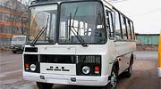 ПАЗ 32054 спереди