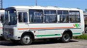 ПАЗ 32054 сбоку