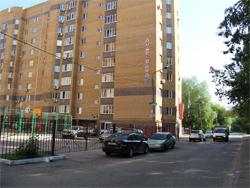 Лазарева, 3
